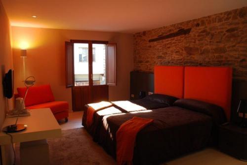 Habitación Doble - 1 o 2 camas - Uso individual Posada Real La Pascasia 10