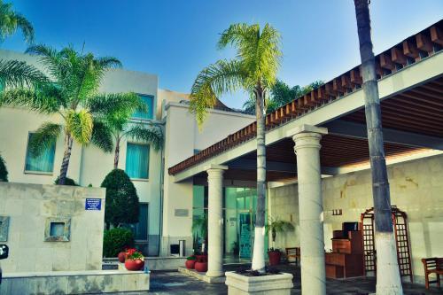 . Hotel San Carlos Tequisquiapan