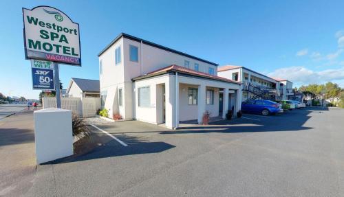 Westport Spa Motel - Accommodation - Westport