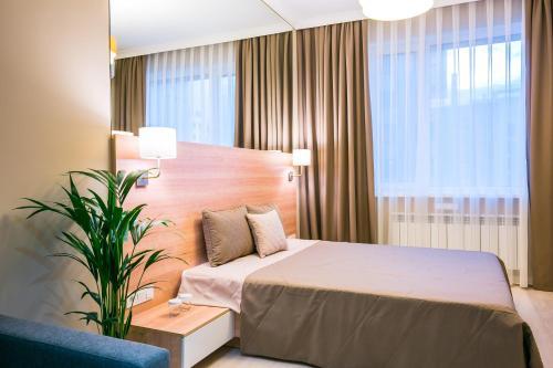 . Eco Apart Hotel Astana