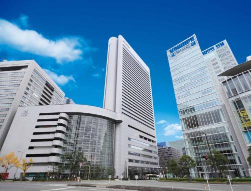 힐튼 오사카 호텔