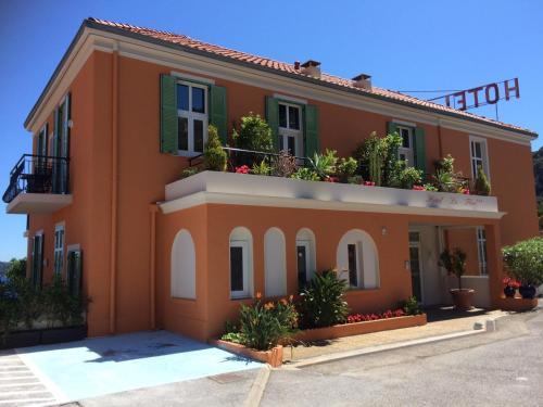 H 244 Tel La Flore Villefranche Sur Mer Prices Photos And