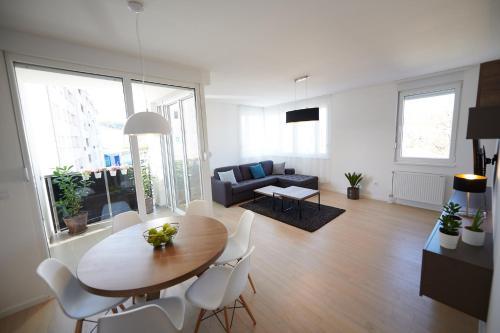 . Modern luxurious apartment