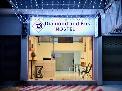 Diamond & Rust Hostel Bangkok