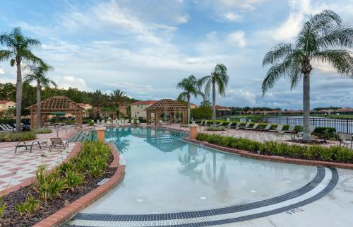 Four Bedroom Holiday Home Bella Vida 491 - Kissimmee, FL 34746