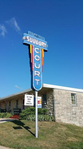 Sudbury Court Motel And RV Park