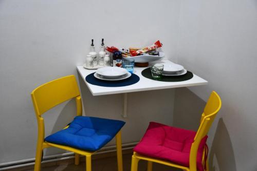GB Apartments-Loft room photos
