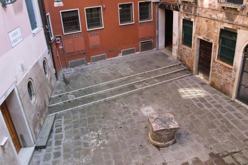 Mono e bilo Piazza S. Marco, Pension in Venedig