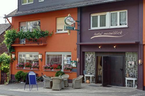Hotel-overnachting met je hond in Hotel Restaurant Moselblick - Wintrich