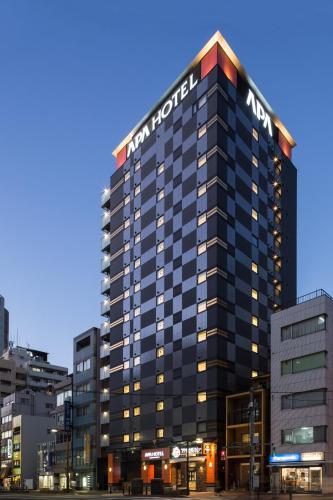 飯田橋駅南APA酒店
