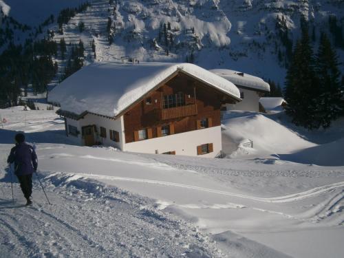 Pension Bergmähder - Hotel - Lech