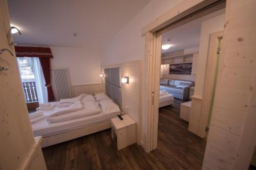 Accommodation in Ossana