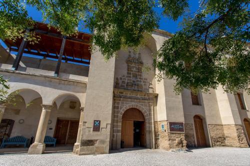 . Hospedería Conventual de Alcántara