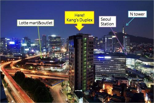 . Seoul Town House