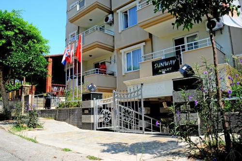 Alanya Sunway Apart Hotel taxi