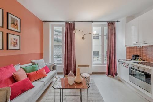 Sweet Inn - Rue D'Enghien photo 109