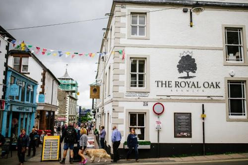 Hotel Royal Oak at Keswick