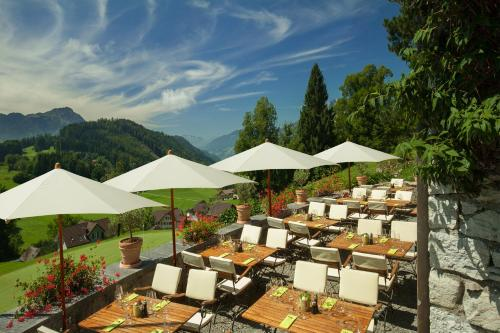 Burgenstock Hotels & Resort - Palace Hotel, Nidwalden