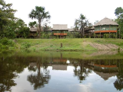 Hotel Ayaymama Eco Lodges & Expeditions