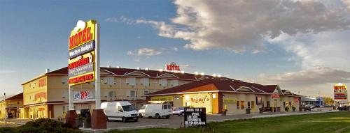 Western Budget Motel Ponoka - Ponoka, AB T4J 1J8