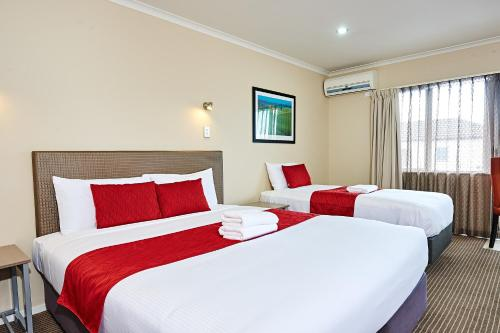 Auckland Airport Lodge - Accommodation - Auckland