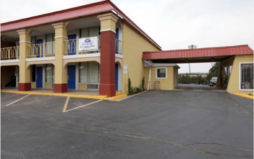 Americas Best Value Inn Weatherford Ok - Weatherford, OK 73096