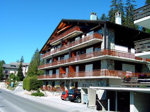 Apartment Weisshorn Crans Montana