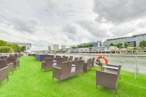 VIP Paris Yacht Hôtel photo 10