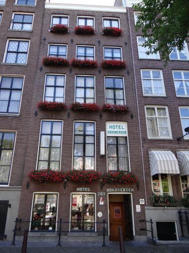 Gin Inn, Pension in Amsterdam