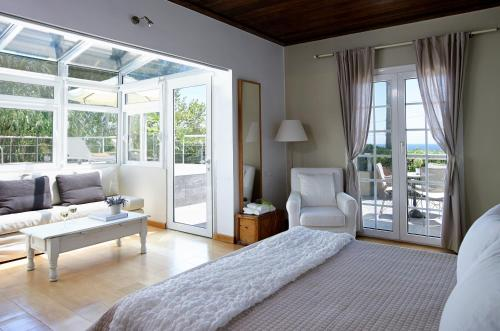 Superior Double Room with Sea View & Private Pool
