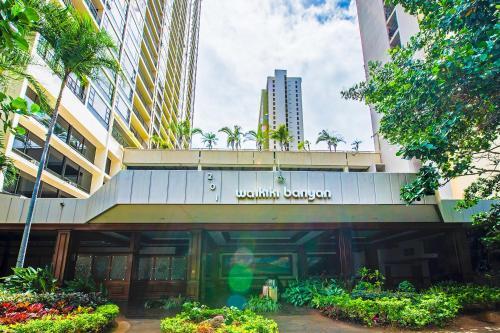 . Waikiki Banyan 3411 Ocean View - FREE PARKING
