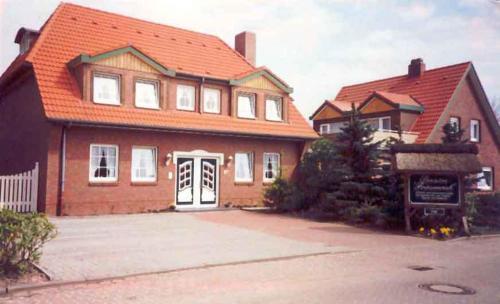 . Hotel Pension Friesenruh