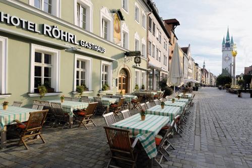 . Hotel & Gasthaus DAS RÖHRL Straubing