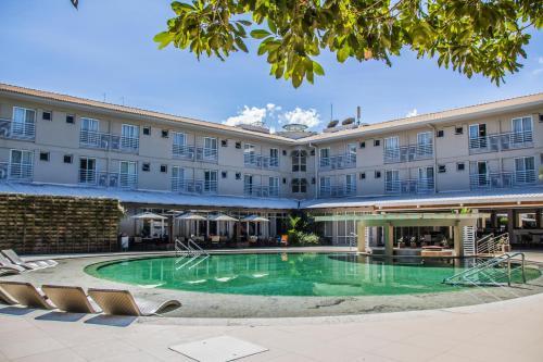 Foto de Rio Quente Resorts - Hotel Turismo