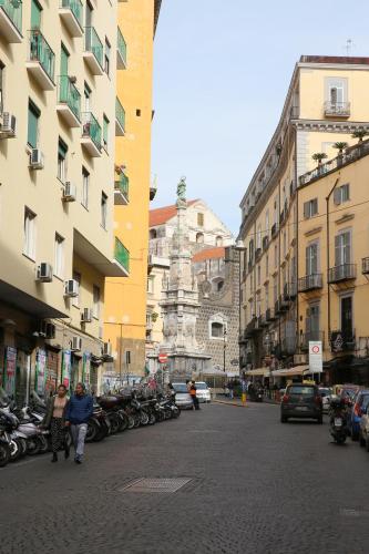 Casa Nel Cuore Di Napoli, 80134 Neapel