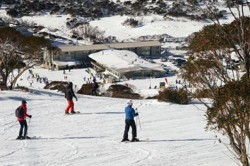 Accommodation in Perisher Valley