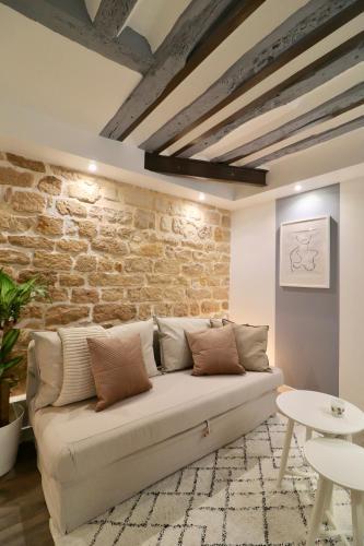 Appartement Paris-Marais II photo 24