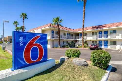 Motel 6-Rancho Mirage CA - Palm Springs