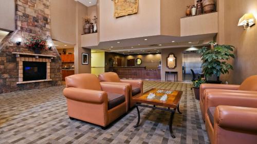 Best Western Diamond Inn - Three Hills, AB T0M 2A0