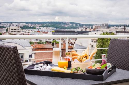 Radisson Blu Hotel, Paris-Boulogne photo 32