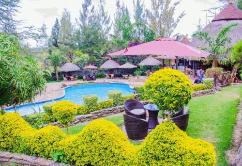 Lake Naivasha Panorama Park