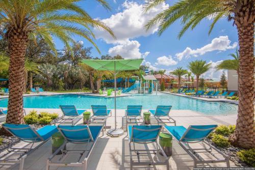 Aco Premium 8 Bedroom Pool (1729) - Kissimmee, FL 34746
