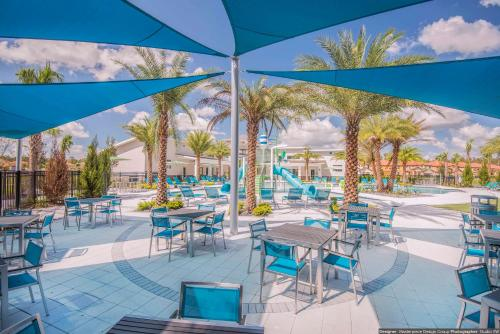 ACO PREMIUM - 8 Bd with Pool grill and Spa (1730) - Kissimmee, FL 34746