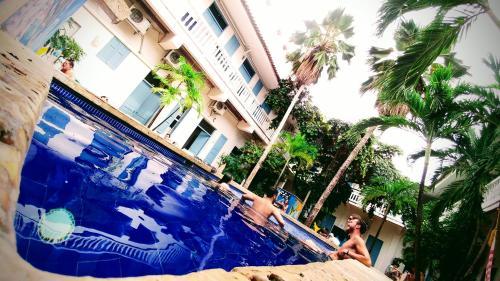 Hotel Media Luna Hostel Cartagena