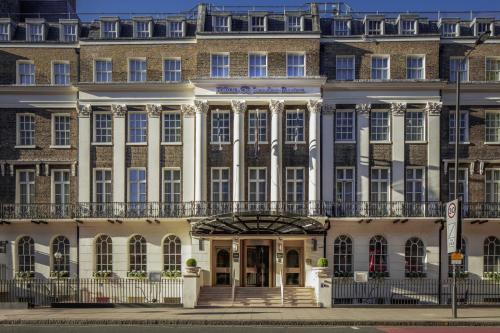 Hilton London Euston, Euston Station