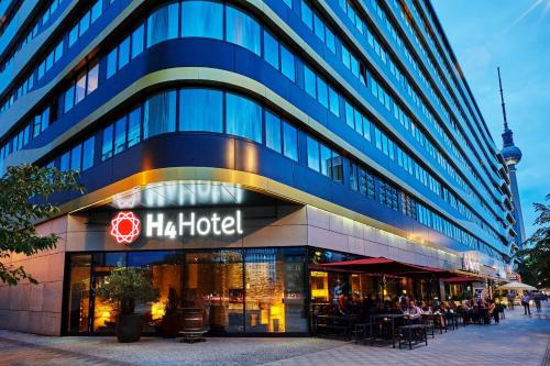 H4 Hotel Berlin Alexanderplatz, Brandenburg