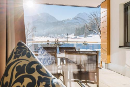 Ferienwohnungen Guthof - Apartment - Zöblen