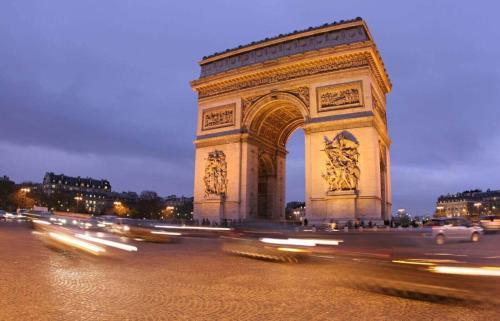 Hôtel Du Bois Champs-Elysées impression