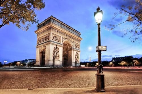 Hôtel Du Bois Champs-Elysées photo 48