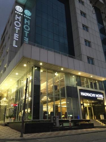 . Hotel Halwachy